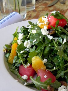 Stellar salads at The Standard
